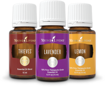 Young Living Product Sample